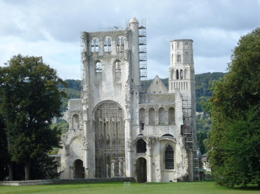 Jumieges, Normandy