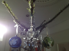 Christmas Tree decorations from MOMA and V&A