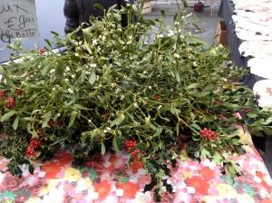 Mistletoe, France