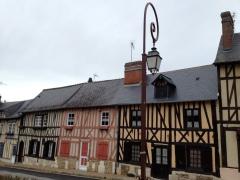 Le Bec Hellouin, Eure, Normandy