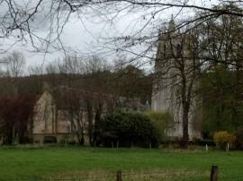 Abbey, Le Bec Hellouin
