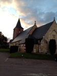 Church, Conteville, Normandy