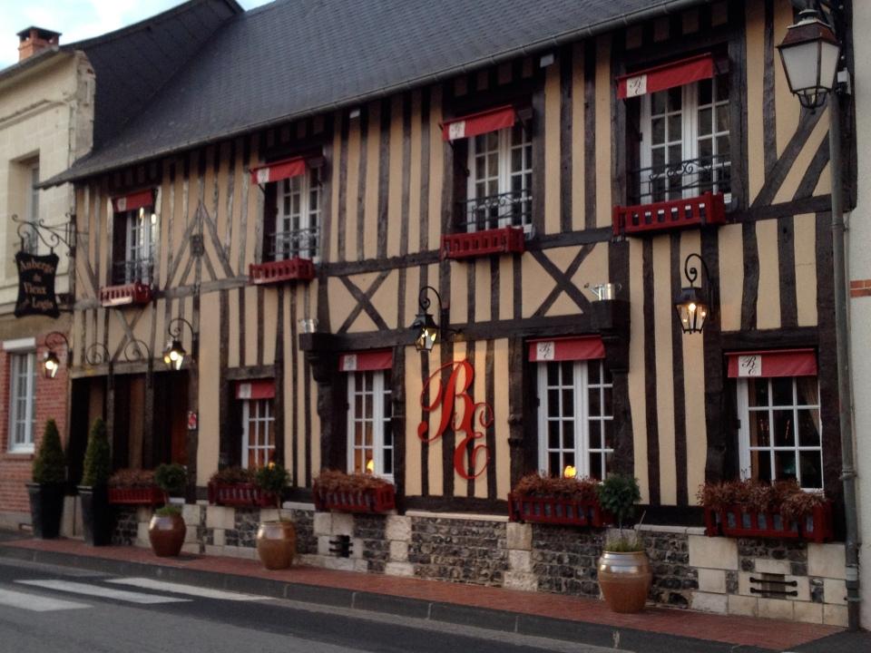 Auberge du Vieux Logis, Conteville