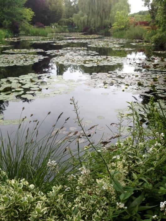 Le Jardin d'Eau, Giverny