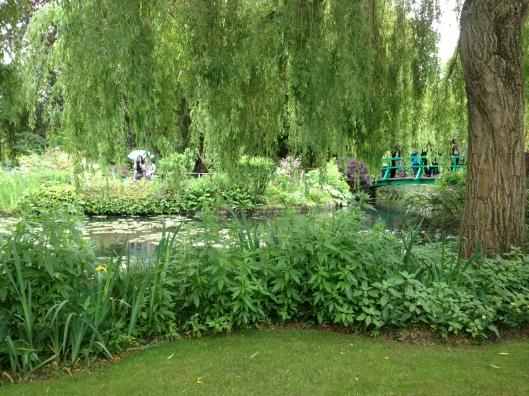 Le Jardin d'Eau, Claude Monet, Giverny