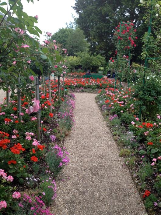 Garden, Giverny