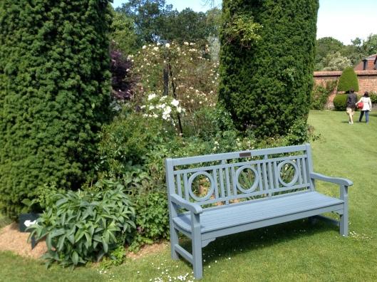 Bench, Les Bois Des Moutiers