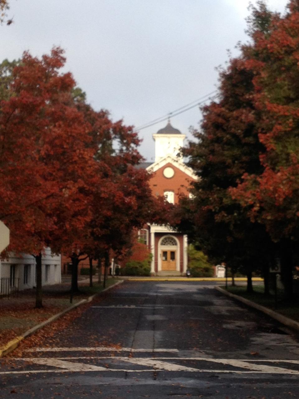 Autumn, New Jersey