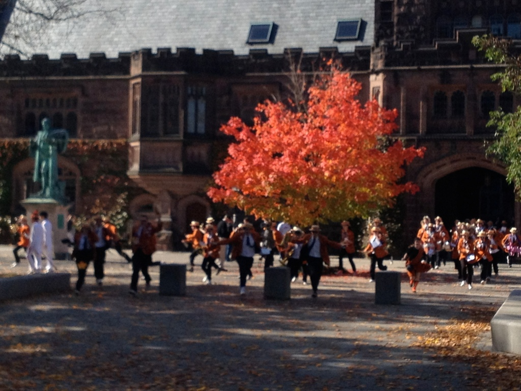 Autumn day, Princeton