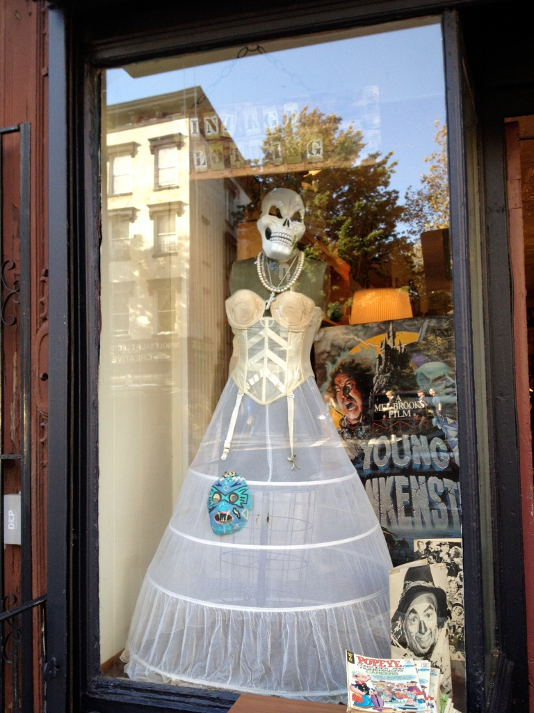 Halloween Shop, Brooklyn