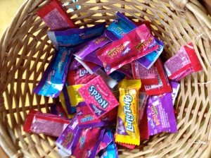 American Halloween Candy