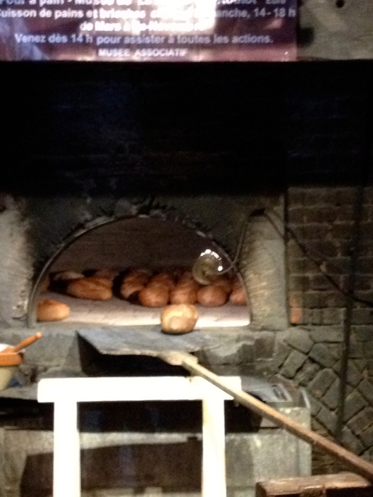 Bread Oven, Normandy