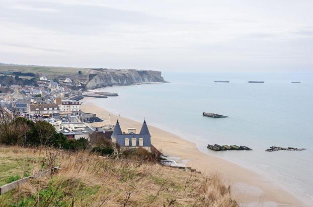 Image result for arromanches